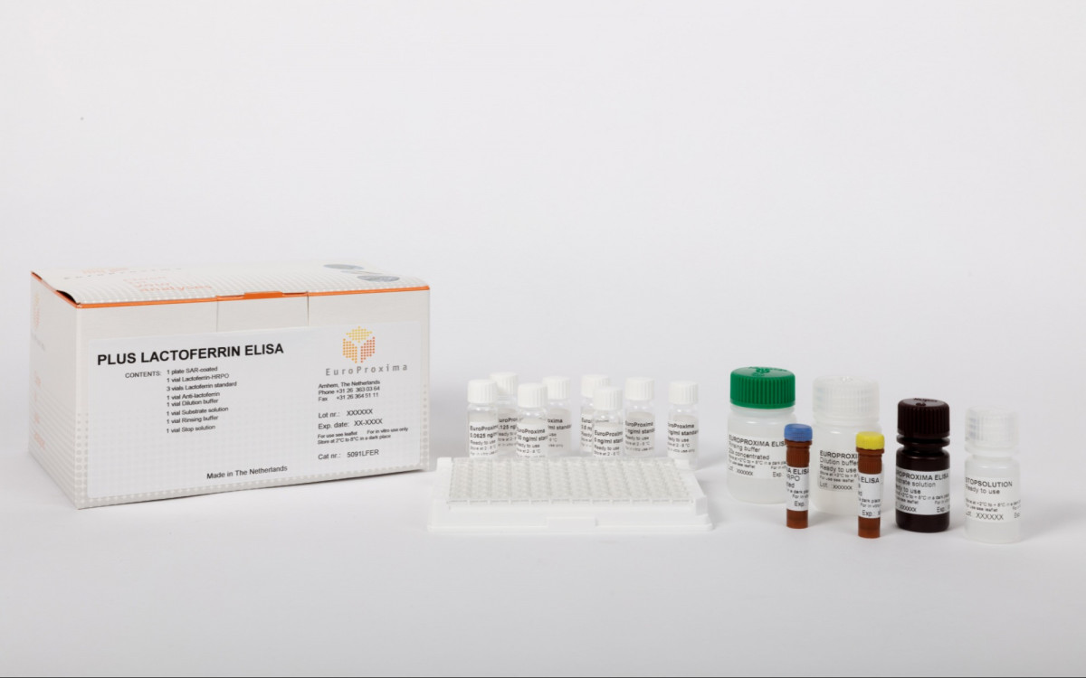PLUS LACTOFERRIN ELISA (5091LFER)