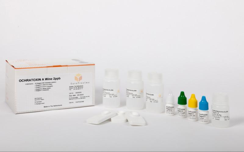 OCHRATOXIN-A IN WINE FLOW-THROUGH ASSAY (5127OCHW)